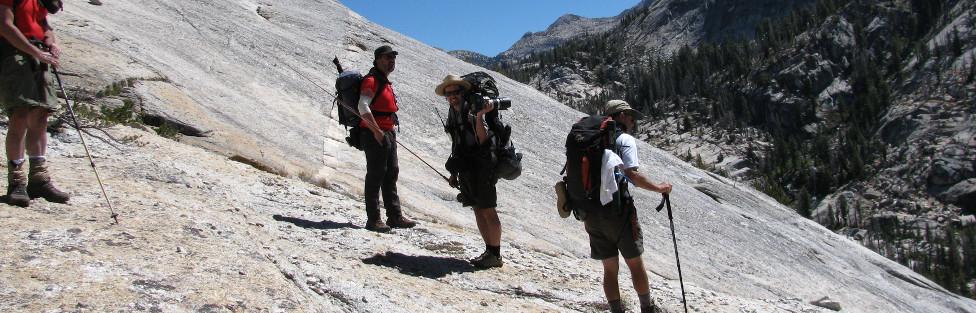 The High Sierra Loop – Sunrise Camp to Merced Lake