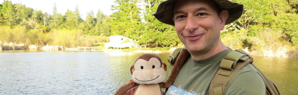 Adventure Monkey – Getting Young Children Outside!