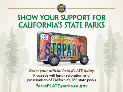 button for ParksPLATE website