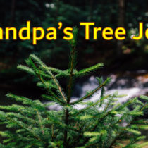 pine tree, river, article title