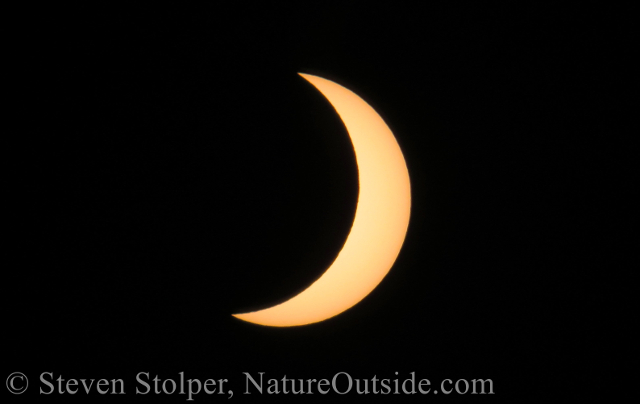 2017 Solar Eclipse 10:14 AM