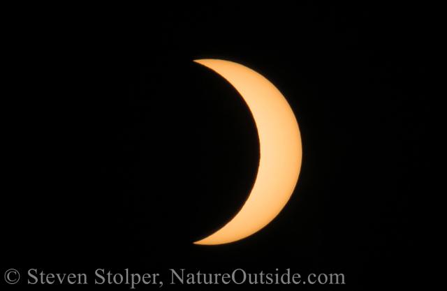 2017 Solar Eclipse 10:19 am