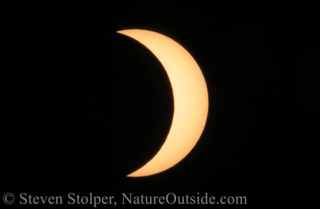 2017 Solar Eclipse 10:20 am