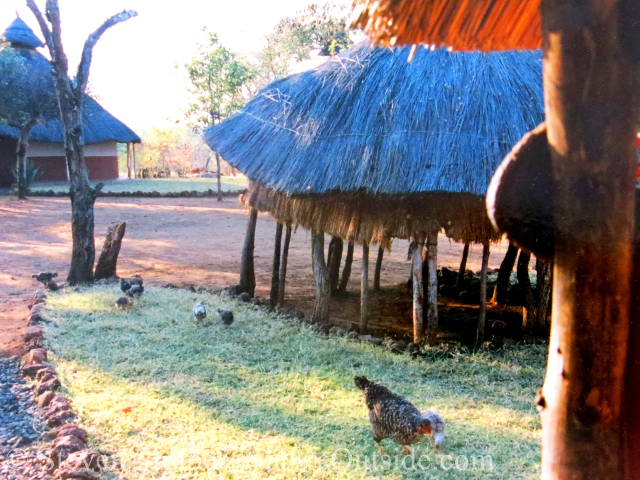 Songwe Point village, Zambia